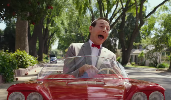 Pee-wee's Big Holiday Trailer Boasts an Epic and Zany Road Trip