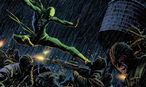 Iron Fist to Appear in Luke Cage! Shang-Chi a Possibility!