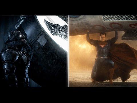 Batman Tells Superman that He's not Brave in this Sneak Peek at Dawn of Justice!