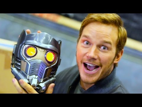 Chris Pratt and Omaze Bringing One Lucky Fan to Guardians of the Galaxy Vol. 2 Set!