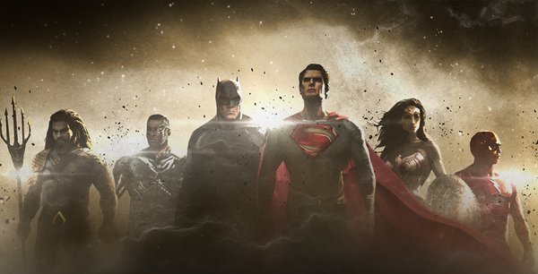 Batman Assembles the Justice League According to Zack Snyder!