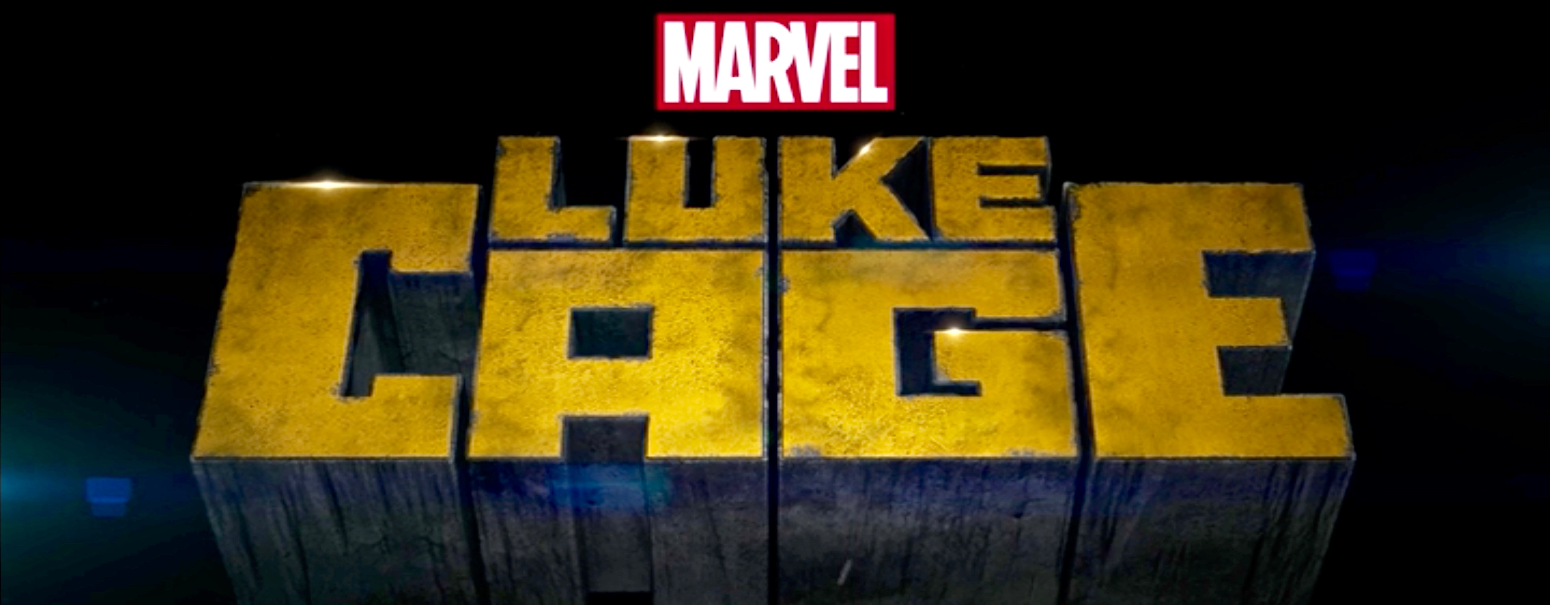 SWEET CHRISTMAS! It's Our First Luke Cage Teaser!