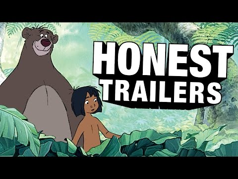 """Stranger Danger! Honest Trailers Tells Us What's Really Going on in the Animated Classic """"The Jungle Book"""""""