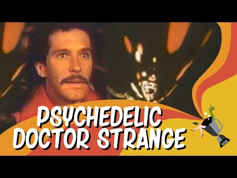 Someone Recut the Doctor Strange Teaser Trailer with Footage from the 1978 Film!