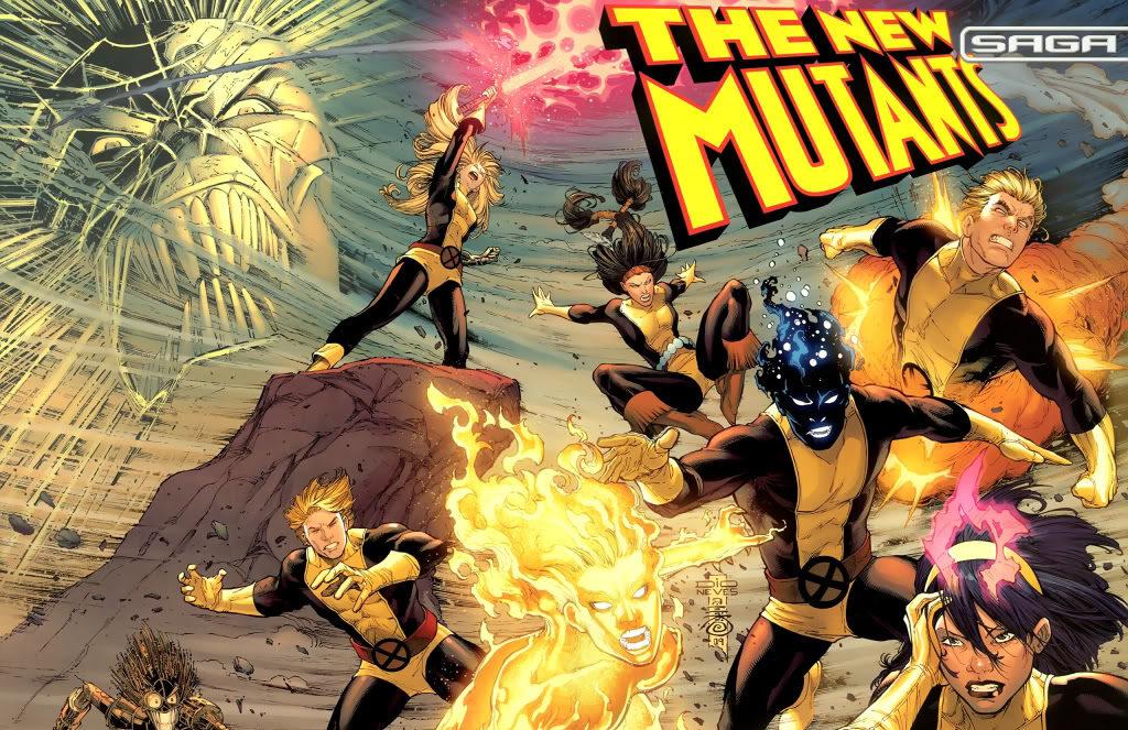 Casting Rumor for X-MEN: NEW MUTANTS List Four Core Team Members