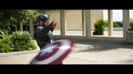 First Clip from Captain America: Civil War Sees Cap Leading a Strike Team Against Crossbones!
