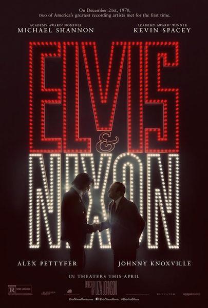Movie Review – ELVIS & NIXON
