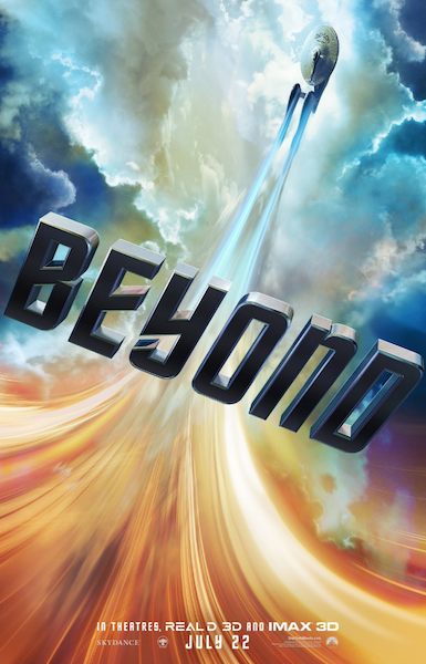 Here's How to Get into the Star Trek Beyond Movie Premiere at Comic Con – Good Luck!