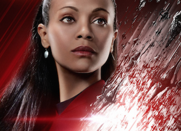 The New Star Trek Beyond Uhura, Scotty and Sulu Character Posters Are Up
