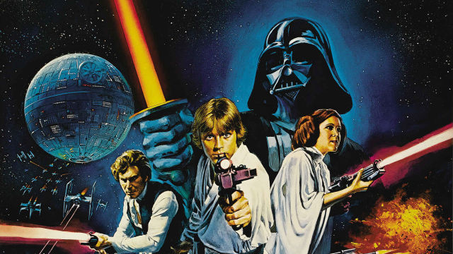 Happy 39 Years Star Wars!