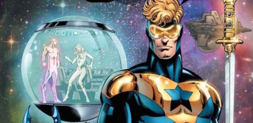 BOOSTER GOLD WILL BE A MOVIE COMING FROM GREG BERLANTI!