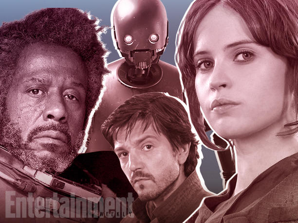 Brand New Character Details For Rogue One!