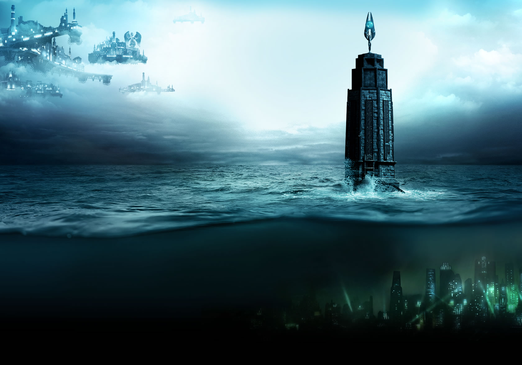 BioShock: The Collection Now Has a Release Date and Trailer
