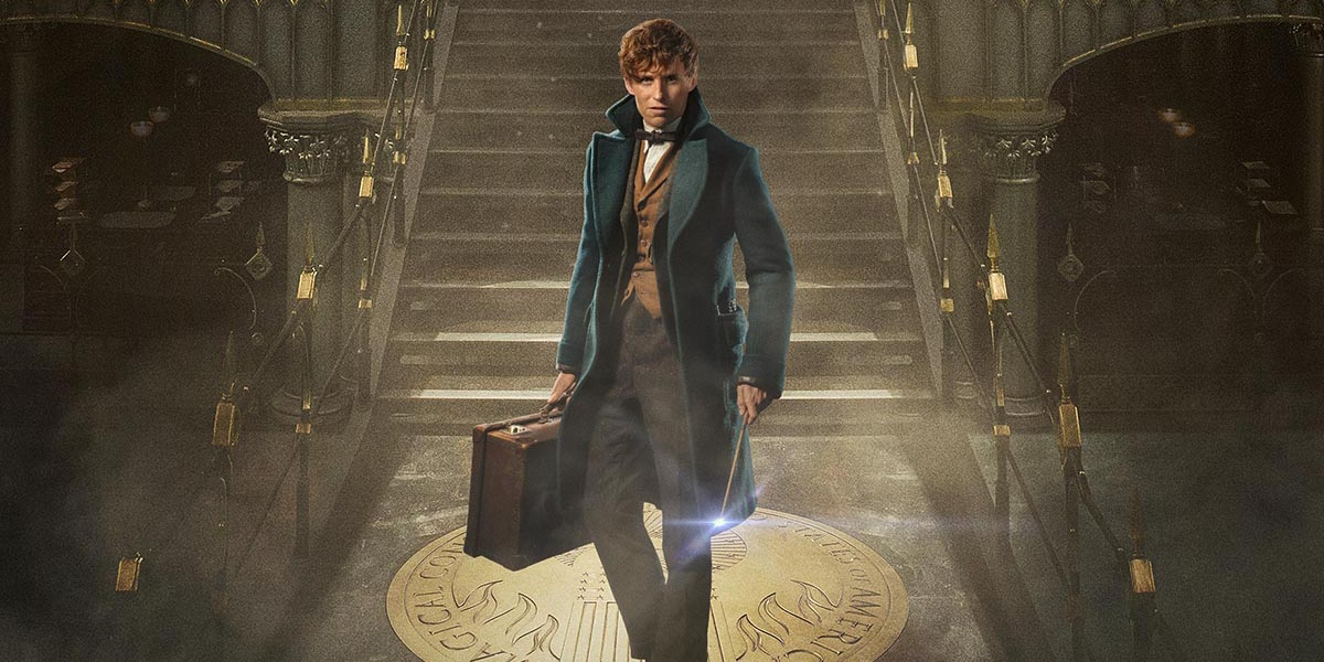 New 'Fantastic Beasts and Where to Find Them' Featurette Gives Us the Best Look Yet
