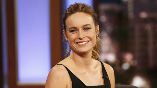 Brie Larson Rumored to be Captain Marvel!