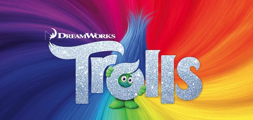 First Trailer for DreamWorks 'Trolls'