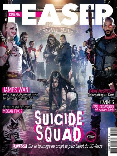 New Posters and Pics for Suicide Squad!