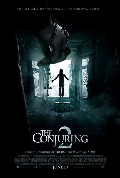 Movie Review – THE CONJURING 2