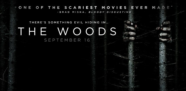 The Woods To Get A Special Early Screening At San Diego Comic-Con