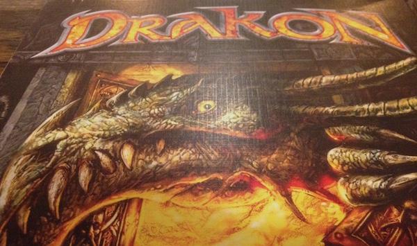 Fantasy Flight's DRAKON – Ten Pieces Of Gold, Or Your Life