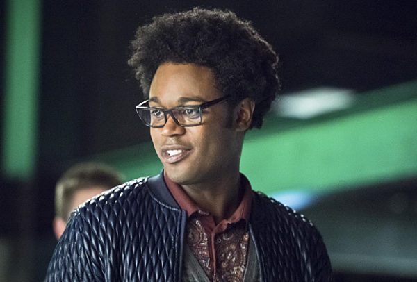 Echo Kellum Wants to Suit Up as Mister Terrific for Arrow!