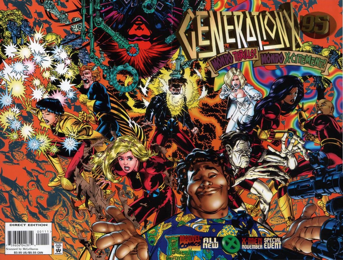 Fox Developing a New Marvel X-Men TV Series!