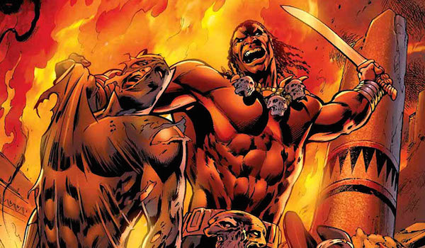 Michael B. Jordan Is Playing Killmonger in Marvel's Black Panther– But Who is Killmonger?