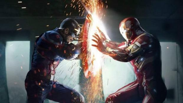 Captain America: Civil War Promises a Hysterical Gag Reel and More for Home Release