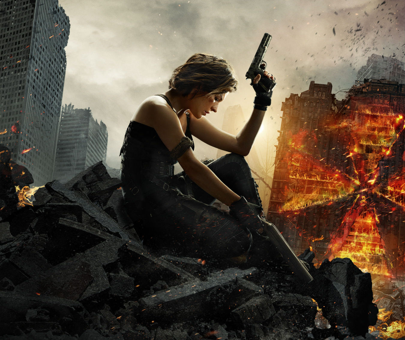 'Resident Evil: The Final Chapter' Now Has a Trailer and Posters