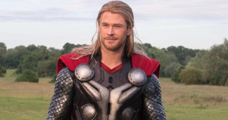 WATCH:  Thor Got A New Roommate During 'Civil War'!