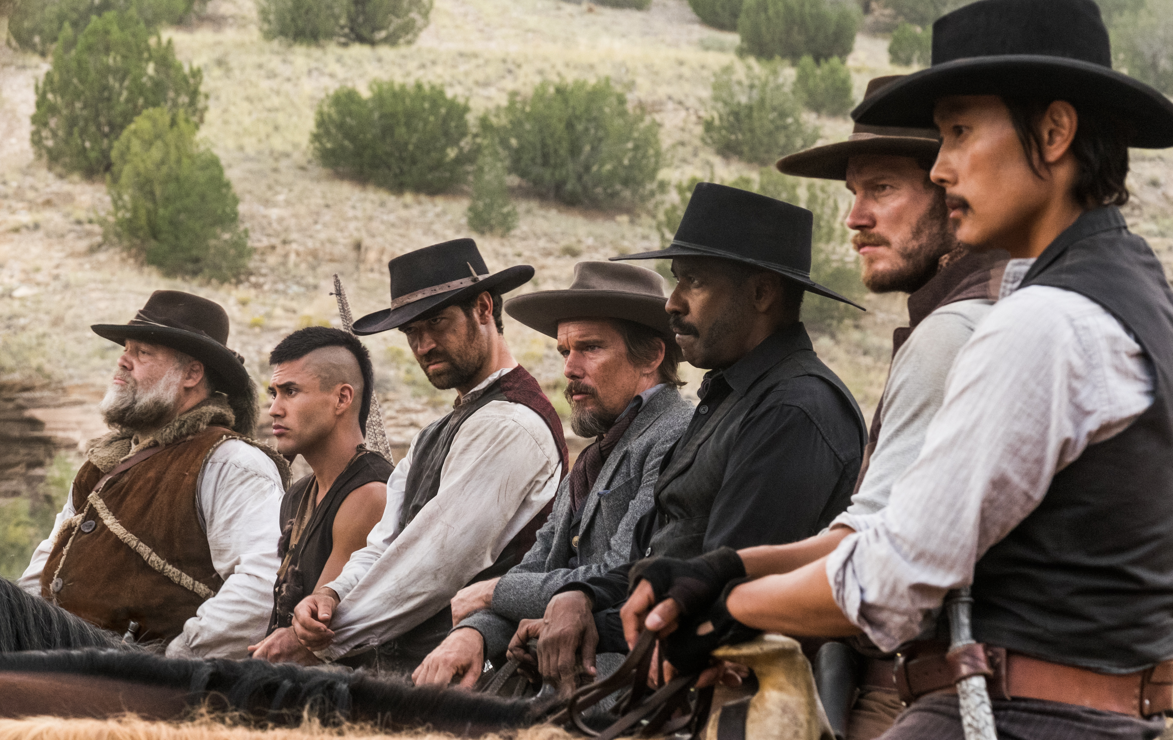 MGM, Columbia Pictures, and Twitch Team Up for Magnificent Seven Showdown
