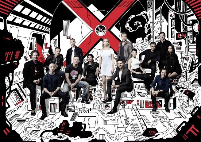 Super Hero Movie Math – X-Men Edition