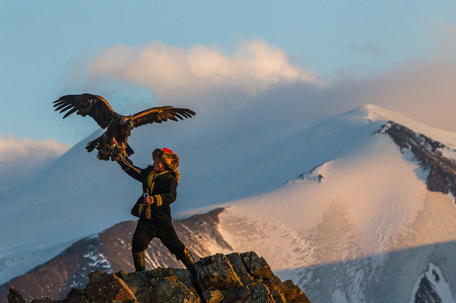 'The Eagle Huntress' is an Inspiring and Gorgeous Documentary