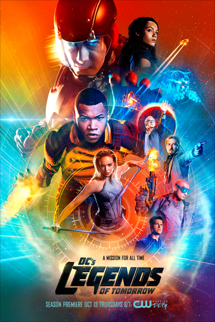 CW's Legends of Tomorrow Release Synopsis for Season Premiere!