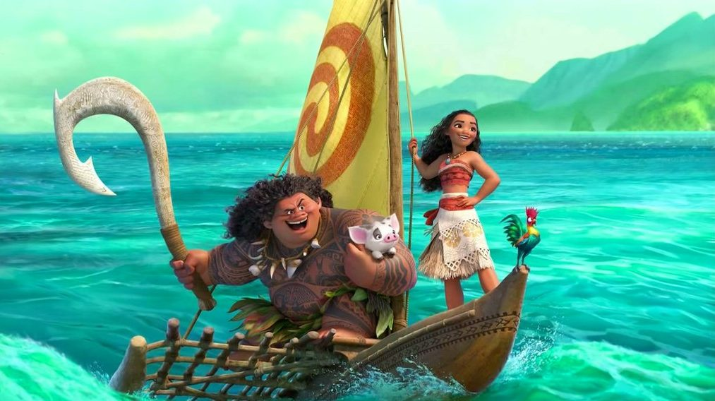New Moana Trailer Introduces New Character