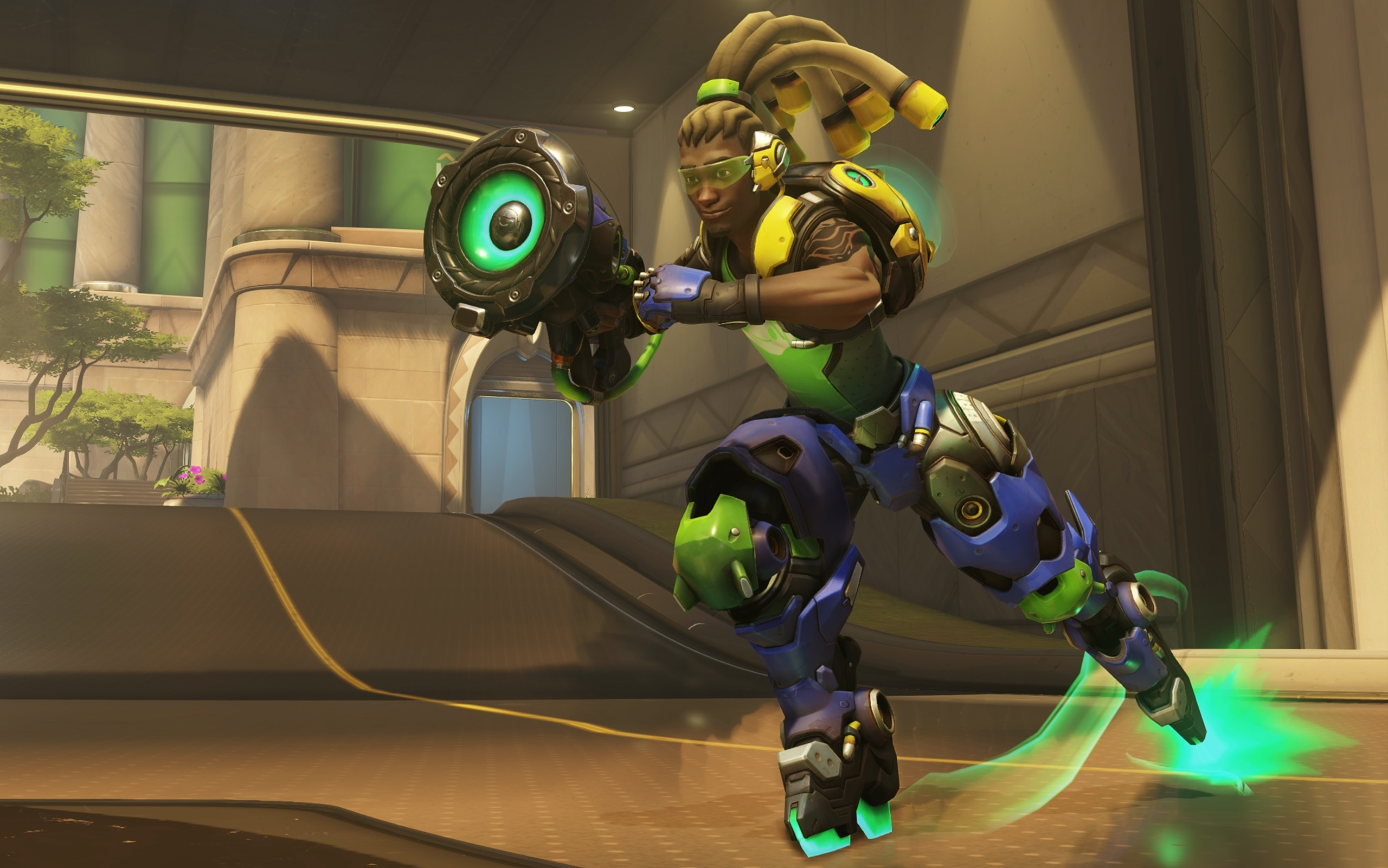 The Wall Game is Strong with This Lucio