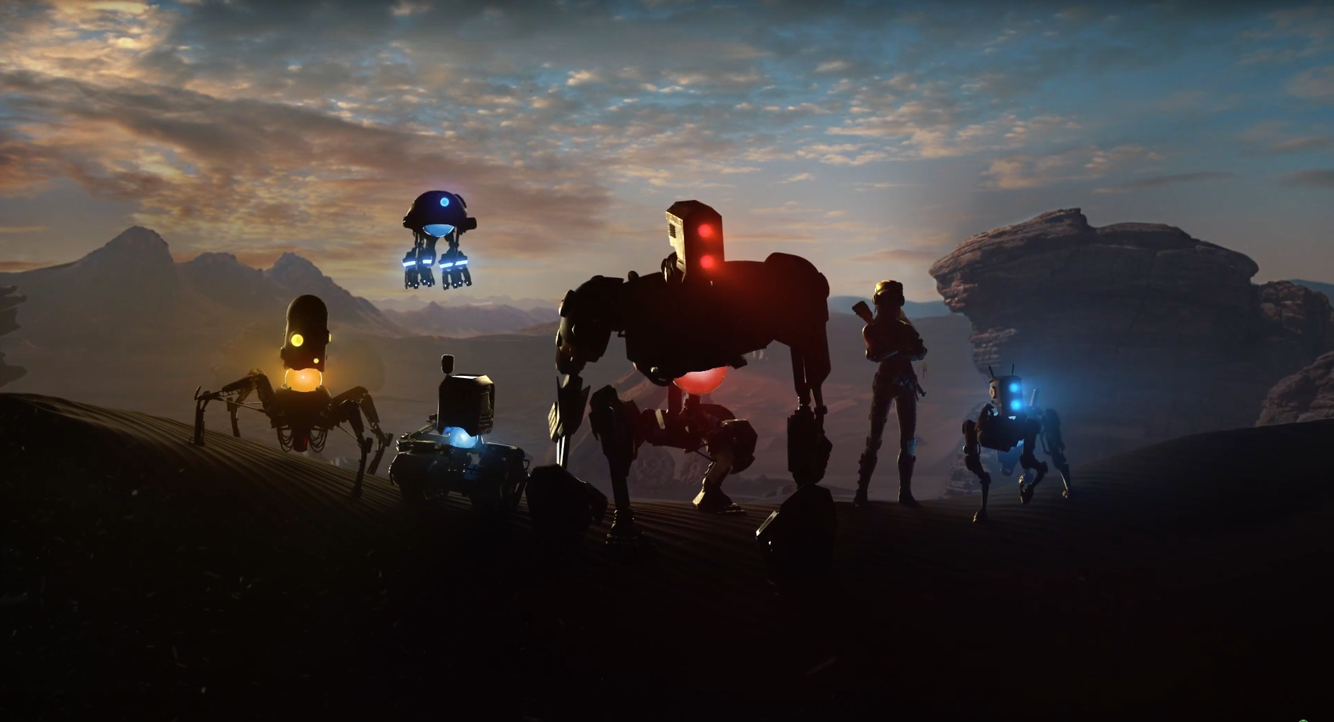 Watch the First 12 Minutes of 'ReCore' Gameplay