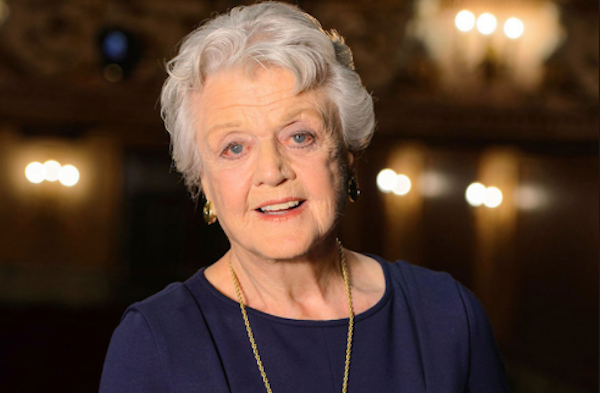 Angela Lansbury Sings 'Beauty and the Beast' for the Movie's 25th Anniversary