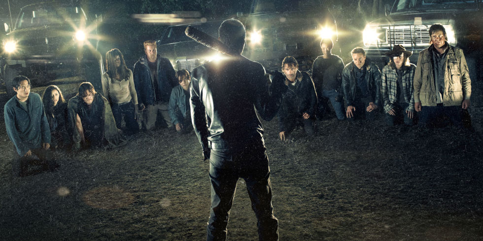 Walking Dead Releases New Character Images, Who. Will. He. Choose?
