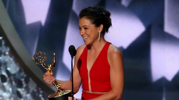 Emmy Highlights 2016 AKA Tatiana's Win!
