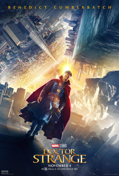 All the Information You Need for 'Doctor Strange', His Cloak of Levitation and His Eye of Agamotto