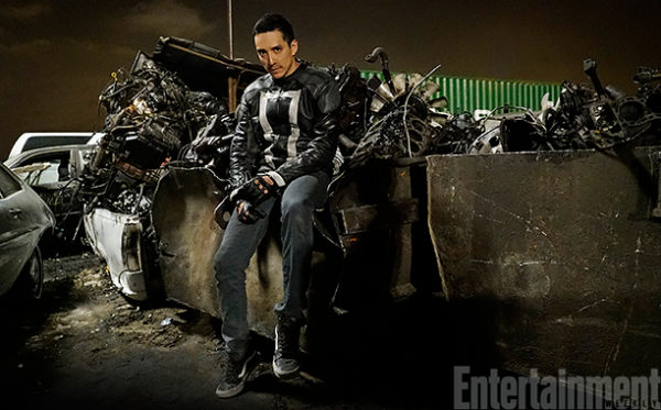New Pics for Ghost Rider Released for Agents of SHIELD!