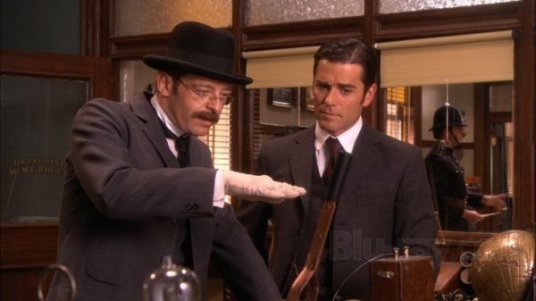 "Murdoch Mysteries Rewatch: (S01E01) ""Power"""