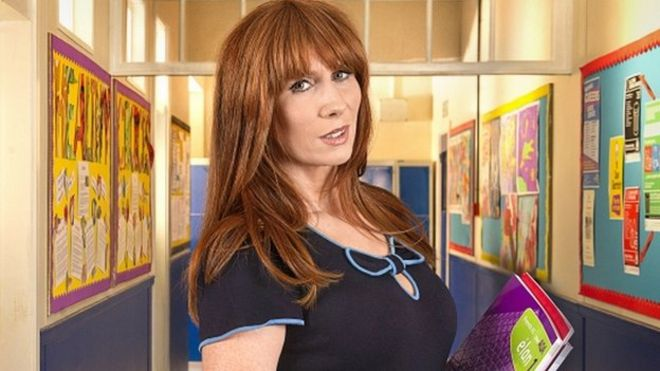 Catherine Tate Is In The News!