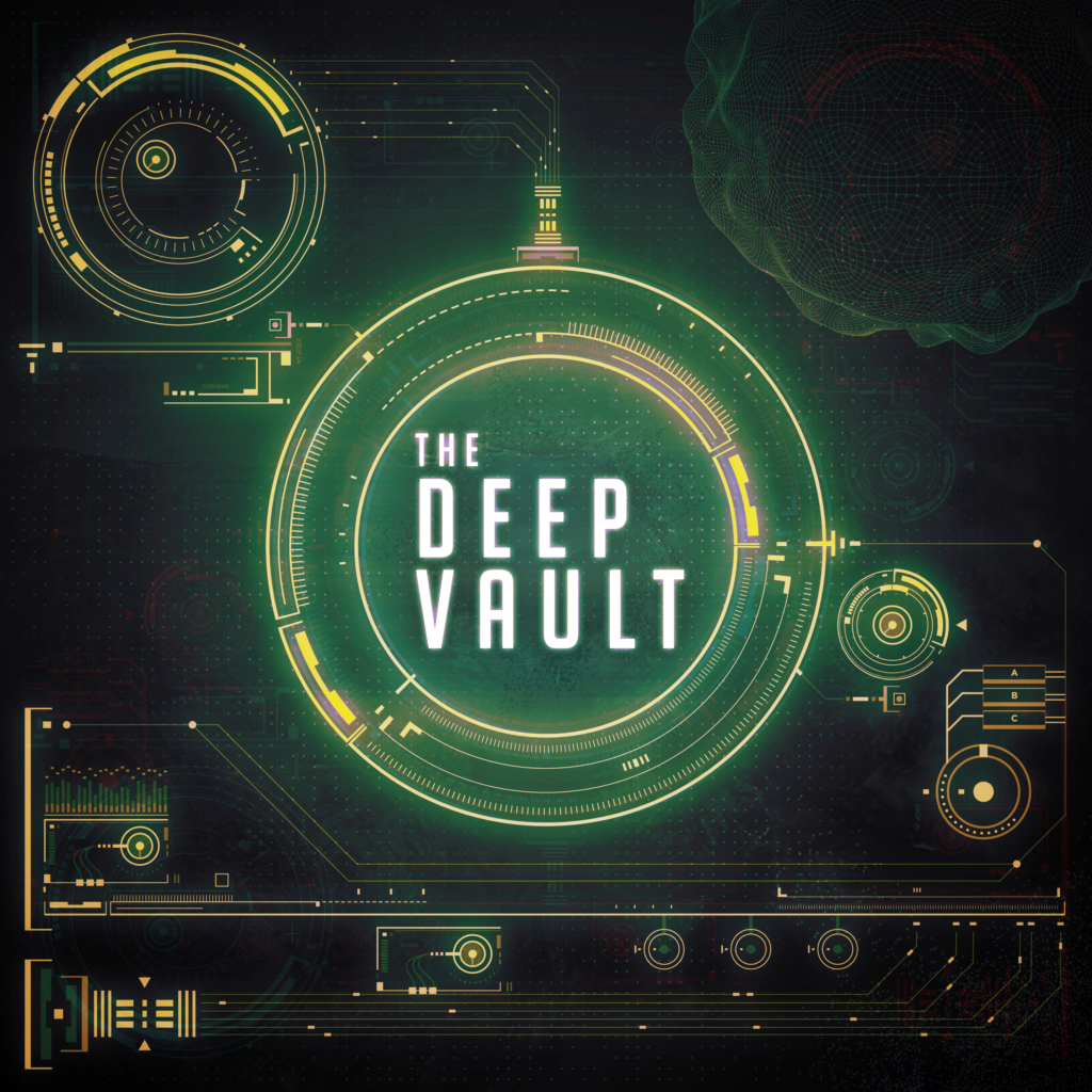 Podcast Review: The Deep Vault