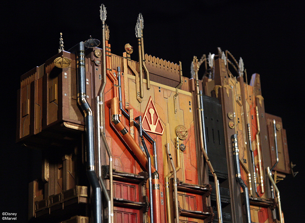 Tower of Terror Being Replaced by Guardians of the Galaxy Attraction in Disneyland
