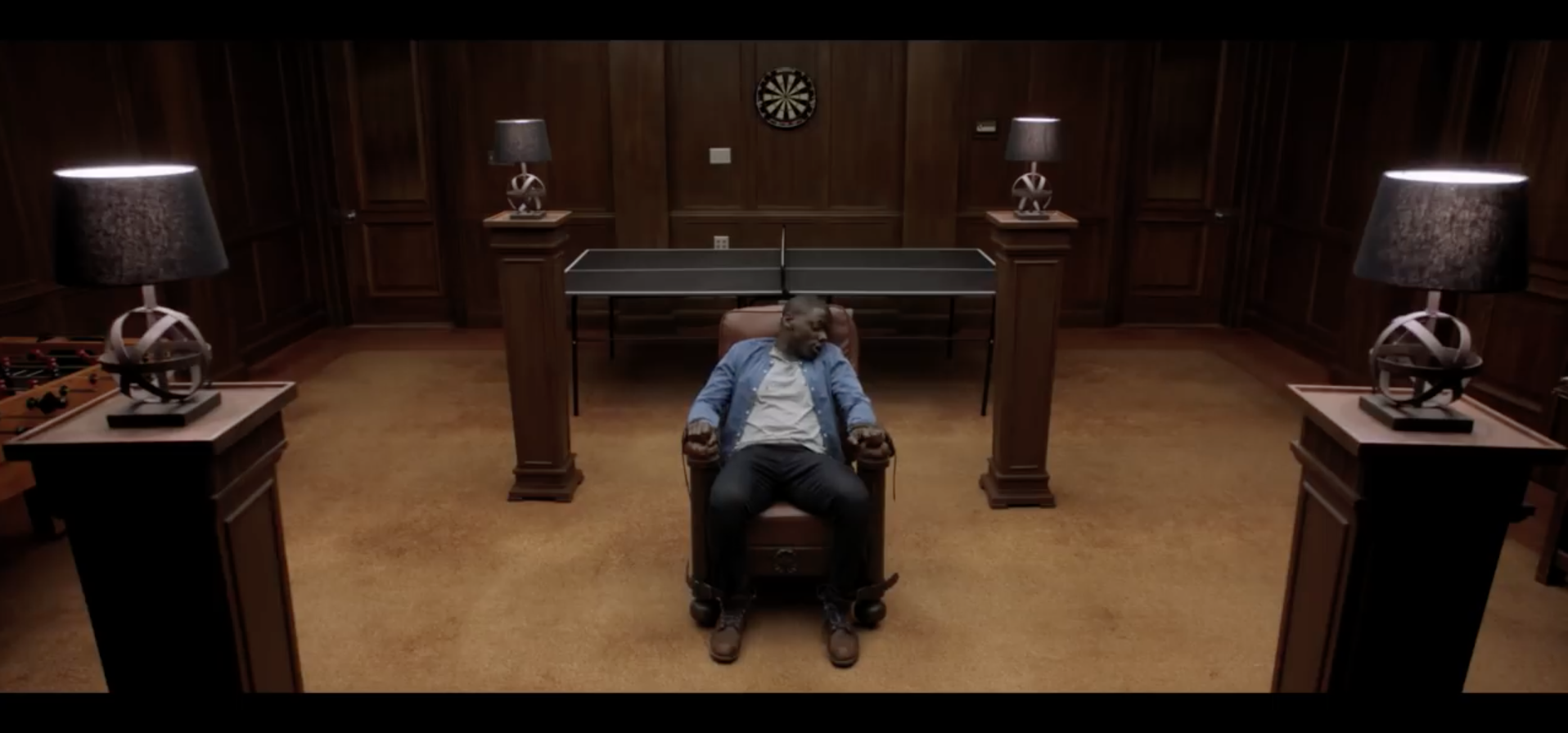 GET OUT Trailer Has Racism, Hypnosis, Stepford Behavior, and a Skeletal Deer
