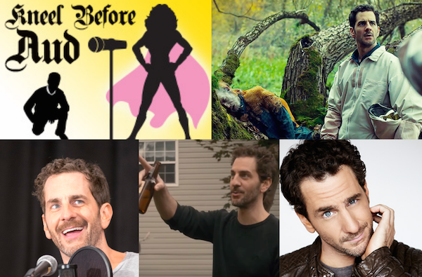Ep 44 – Actor and Writer AARON ABRAMS on Kneel Before Aud