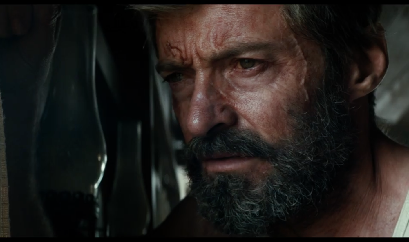 New Picture of Hugh Jackman Shows Us A Weary Old Man Logan!