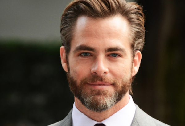 Chris Pine Will Play Mr. Murry in 'A Wrinkle in Time'